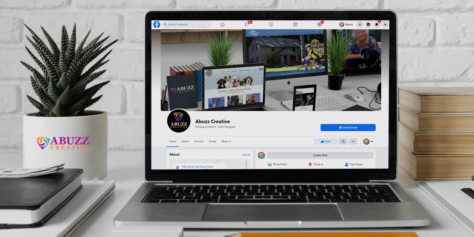 Abuzz Creative Social Media Marketing Management Petoskey